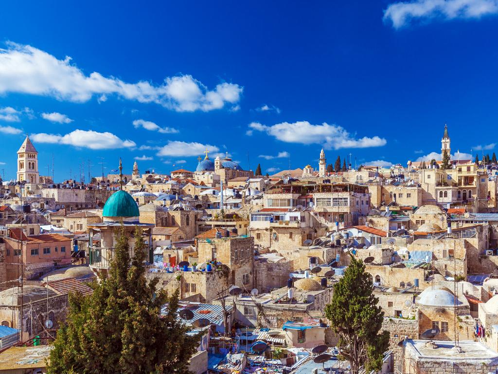 פיצריות בירושלים